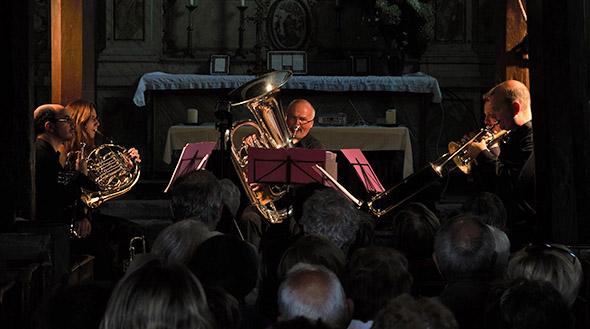 Florescences Musicales 2014 quintette
