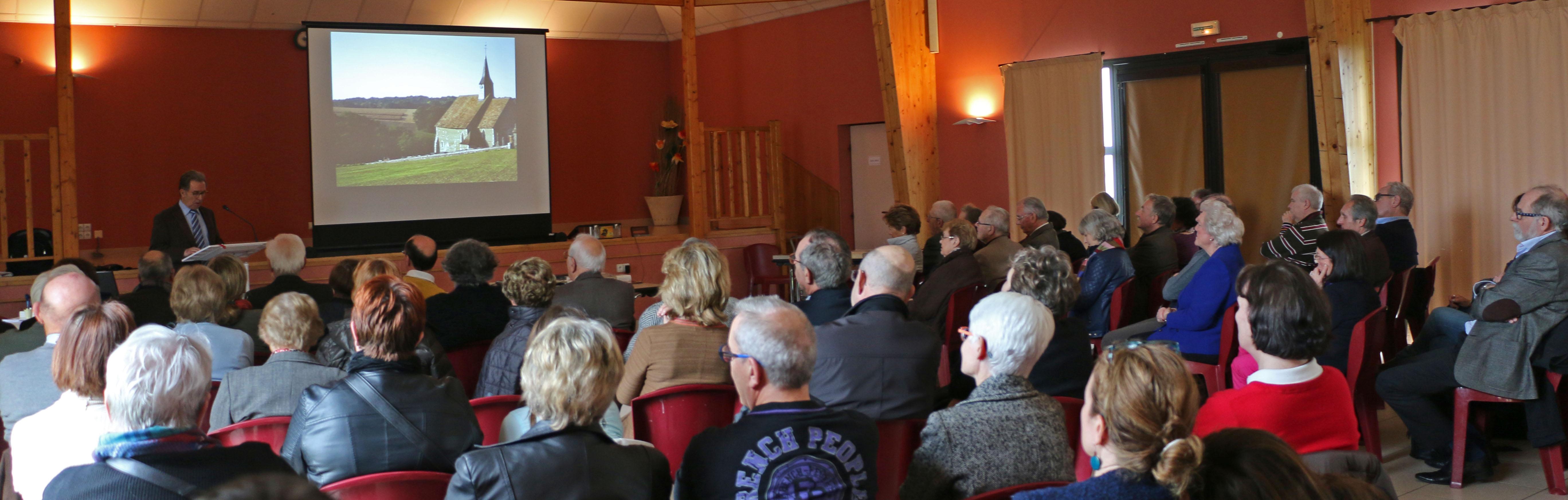 Conférence L'église de Reuilly en son temps